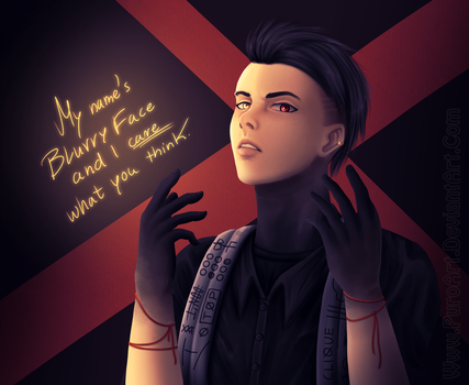 Blurryface by PuroArt