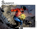 Sunspot - Embracing the Dark Side by Dristin007