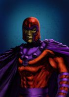 Magneto by joeyboylondon