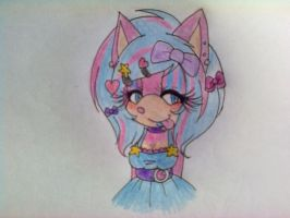 +Alice the Cat+ Decora by LauryPinky972