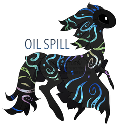 Oil Spill - CLOSED by ForeverFrosty