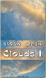 Stock Pack - Clouds by kuschelirmel-stock
