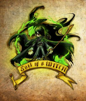 Son of a Witch: Liir by favius