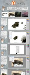 Photoshop Brush Tutorial by hibbary