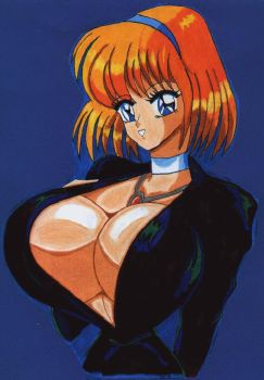 Iczer Rare Nonmuscled by muscle82002