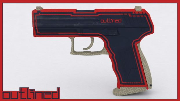 p2000 | outlined by lhdcdesign
