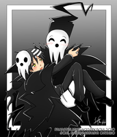 Soul Eater: Father and Son by LightDarkSoul