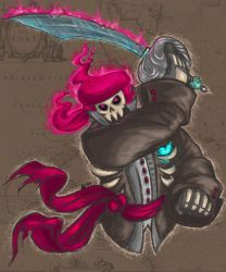 Pirate Lewis by persimmon