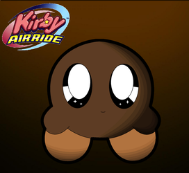 Brown Kirby by x-Calming-Melody-x