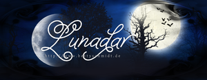 Lunadar banner by BettySchmidt