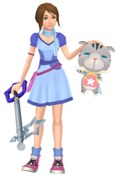 MMD OC preview by 0-0-Alice-0-0