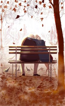 The pleasures of Fall by PascalCampion
