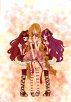 between the twins by rovelin