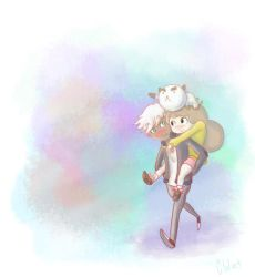 Bee And Puppycat by CWiet