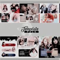 Special templates  +Variety {MINIPACK} by Bubblegomi