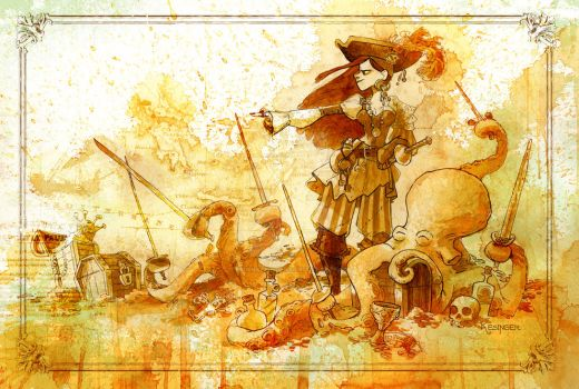 Piratecrop by BrianKesinger
