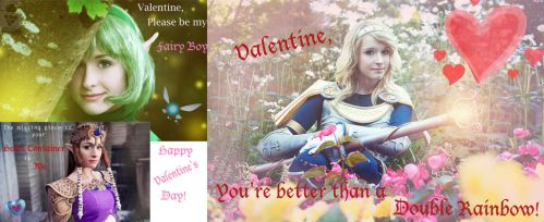 Valentines for Everyone! by RikkuGrape