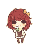 Rose Coffee Cheeb by LucciolaCrown