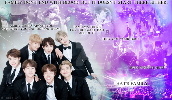 Four years BTS with A.R.M.Y by DamageDoneIsForever