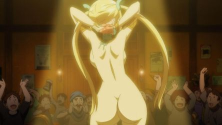 Lucy Heartfilia dancing - Nude edit by EcchiAnimeEdits