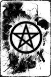 Pentagram by gothicwitch65