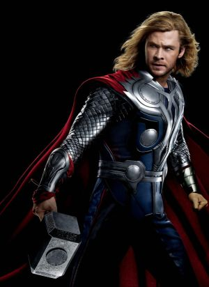 Avengers Prompt #1: Thor x Reader ~ Beauty ~ by RhiRhi2510 on DeviantArt