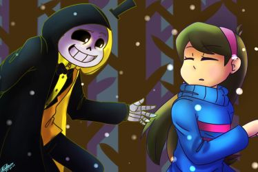Frans and Mabill by FateOfDeath666