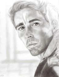 Lee Pace by Word-Spinner