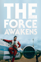 STAR WARS: THE FORCE AWAKENS - POE // POSTER by MrSteiners