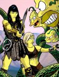 Xena and Hercules PT 2 by jlfletch