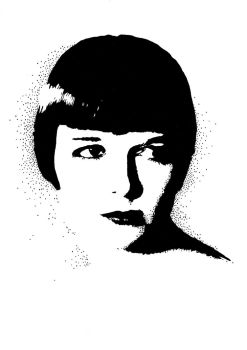 Louise Brooks by Fresno77