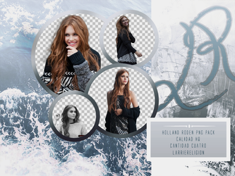 Holland Roden, png pack. by larriereligion