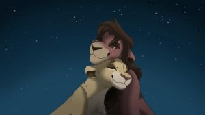 Lion King 2 by spotted-whisker