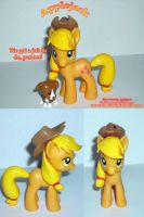 Show Accurate Applejack by TwilightHeartCosplay