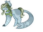 Washiwani Auction (Closed) #003 by grayscail