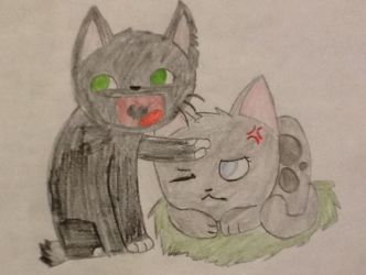 Me And My Bro... by ZombieDogXwX