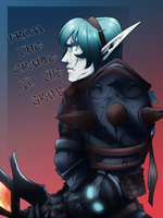 Cradle to the Grave by Bhryn
