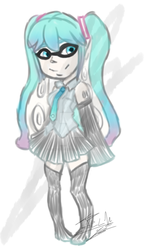 Miku Inkling by TechnicalTechnicolor
