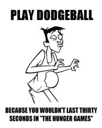 Play Dodge Ball! by Irwin126ishere