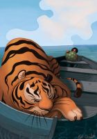 Life of Pi by Neanderthal-Jam