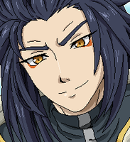 [ FT OC ] Lasswell's soft stare. by MamaAogiri