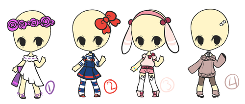 MaoFashion-Outfit Adopts #1 by Mao-Adopts
