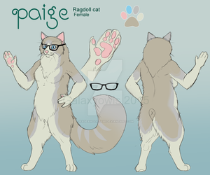 Paige Ref by Rageaholic7898