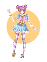 OC Berry (Request) by BlueWatermelonCat