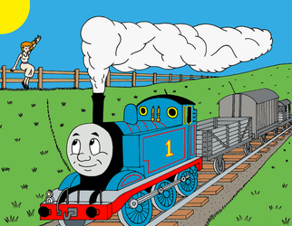 Misty and Thomas by streetgals9000 by JQroxks21
