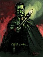 Carnacki, the Ghost Finder by sobreiro