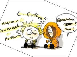 Kenny x Tweek by Liche1004