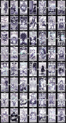 SMASH: Minor Arcana by Quas-quas