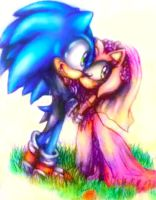 Sonamy Till death do us part:photoshop resotration by MissTangshan95