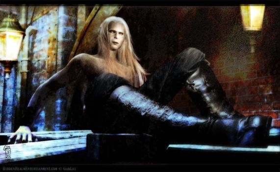 Prince Nuada - Prince in Boots by GabbyLeithsceal